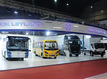 Into the Future with Ashok Leyland at the Auto Expo 2016